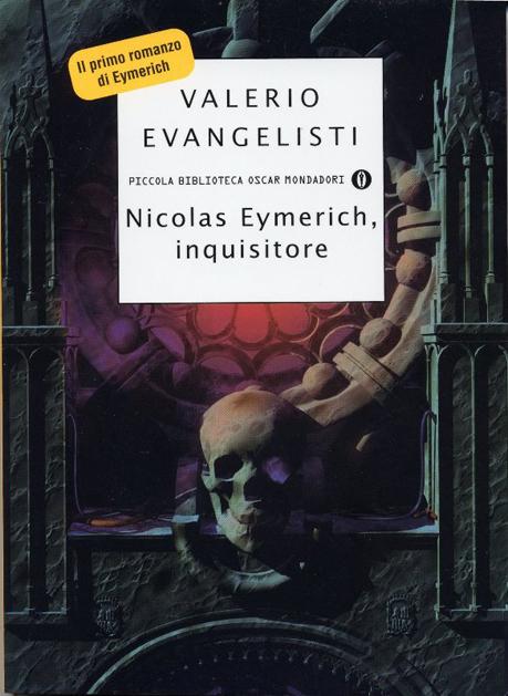 Nicholas Eymerich, inquisitore di Valerio Evangelisti fantascienza new weird