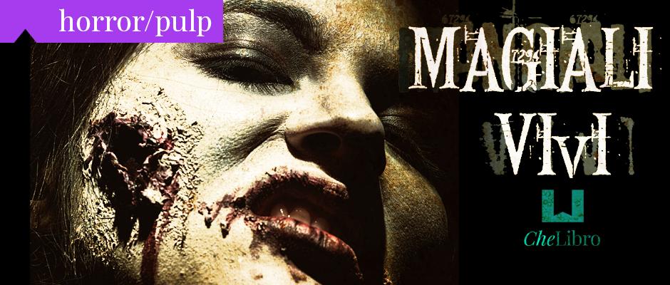 Libri Horror, pulp, ghost story, zombie, vampiri