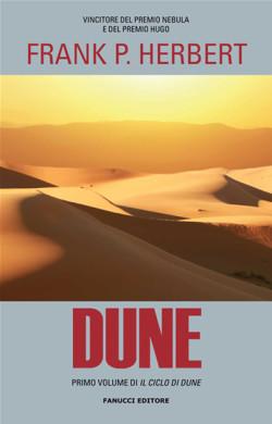 Dune di Frank P. Herbert romanzo saga fantascienza Space OPera
