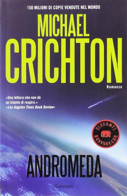 Andromeda di Michael Crichton