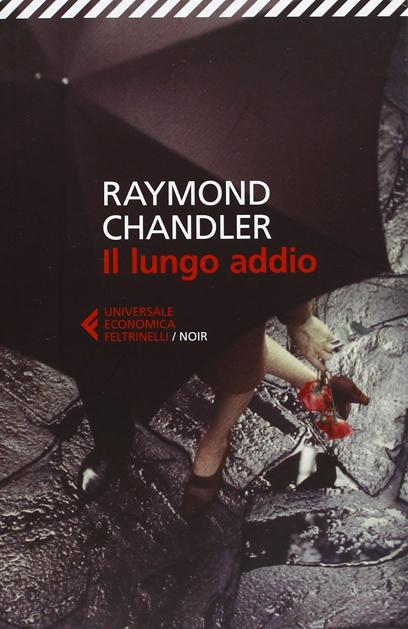 libro - Il lungo addio - romanzo noir di Raymond Chandler