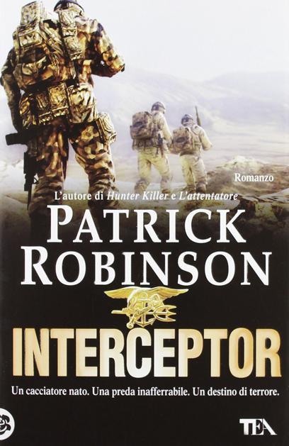 Interceptor di Patrick Robinson