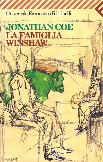 il romanzo ironico e drammatico saga famigliare La famiglia Winshaw di Jonathan Coe