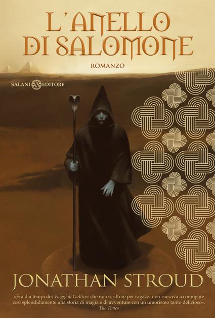 Fantasy Storico prequel del ciclo del demone Bartimeus L'anello di Salomone di Jonathan Stroud