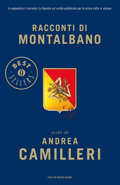 libro Racconti di Montalbano - antologia di racconti polizieschi italiani del commissario Montalbano di Andrea Camilleri