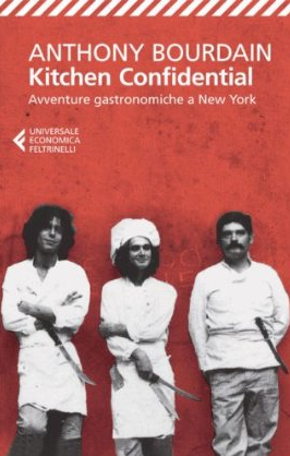 Romanzi in cucina racconti e storie gastronomiche chelibro for R kitchen confidential