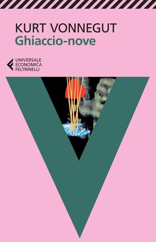 Ghiaccio-Nove di Kurt Vonnegut omanzo di fantascenza