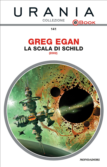 La scala di Schild di Greg Egan romanzo di Fantascienza hard di Greg Egan
