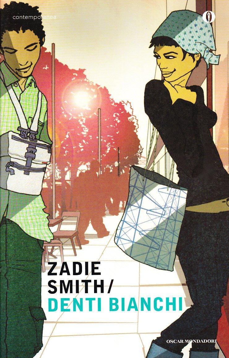 Denti bianchi di Zadie Smith romanzo relismo isterico postmoderno