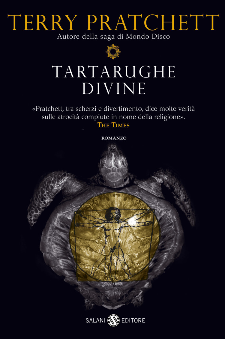Tartarughe divine di Terry Pratchett romanzo fantasy umoristico di Terry Pratchett