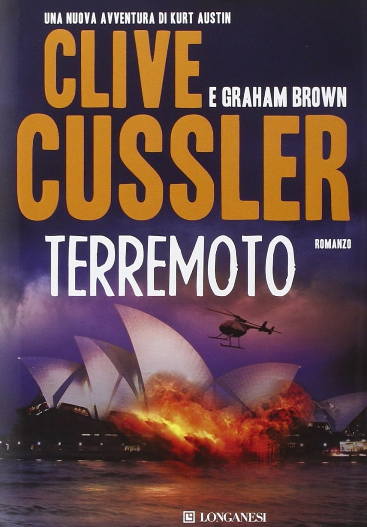 Terremoto di Clive Cussler