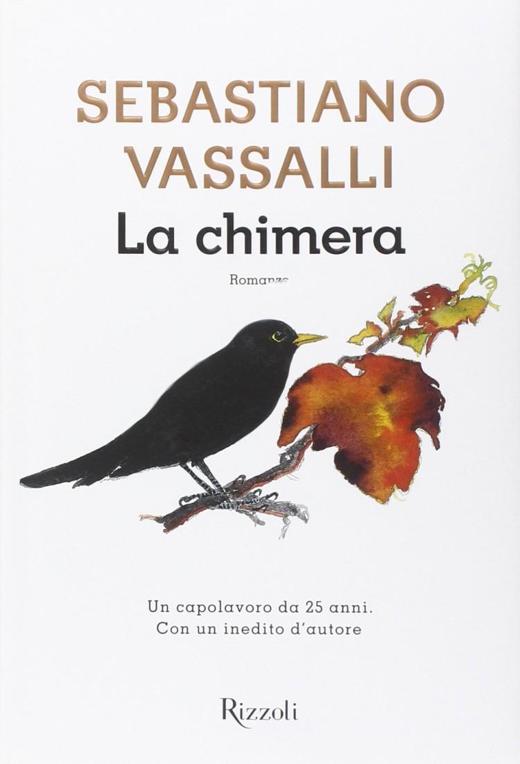 libro La chimera di Sebastiano vassalli romanzo storico
