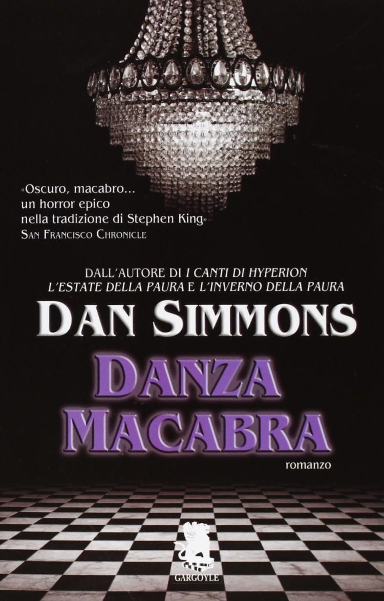 Danza Macabra di Dan Simmons romanzo horror sui vampiri di Dan Simmons