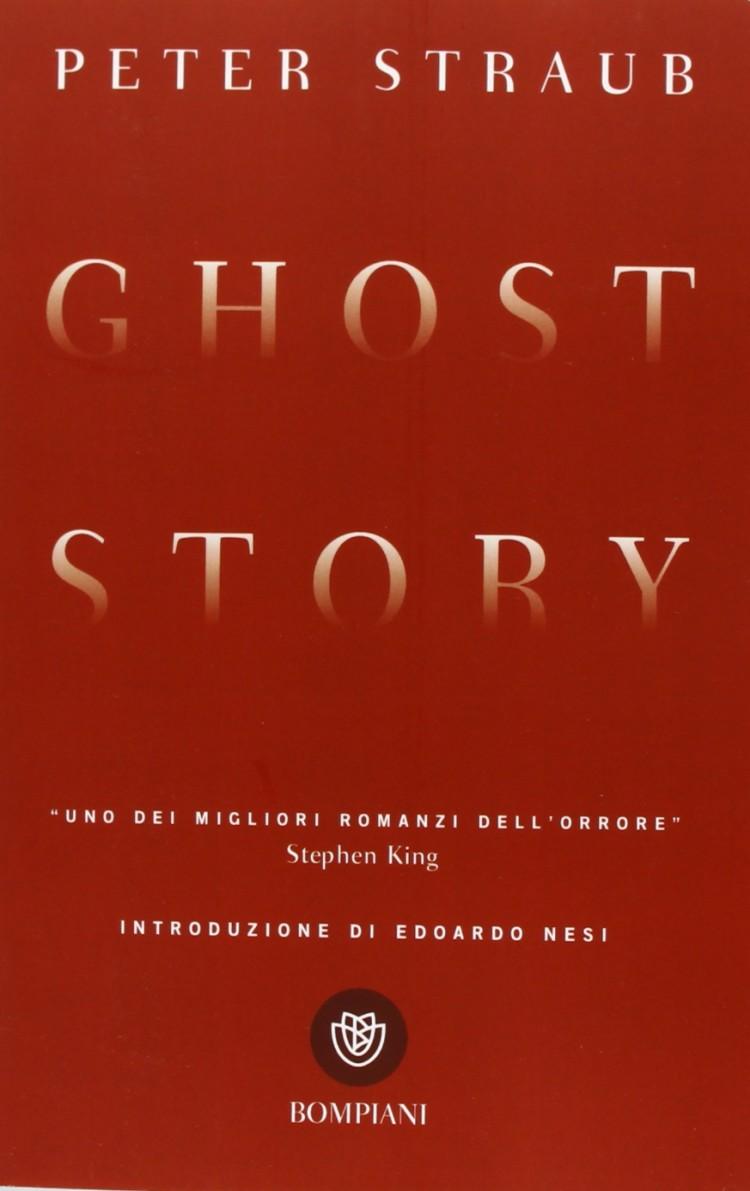 libro Ghost Story di Peter Straub romanzo horror di Peter Straub