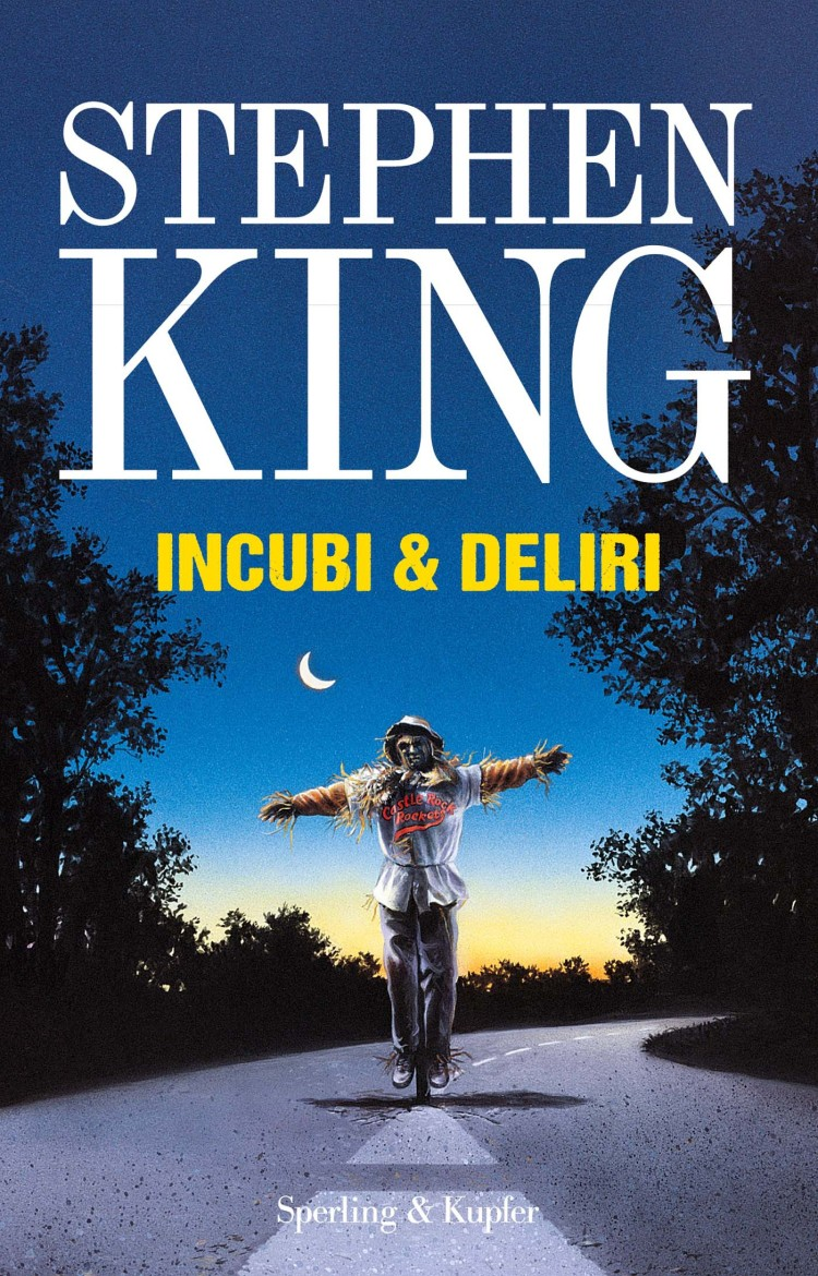 Incubi & Deliri di Stephen King Raccolta di racconti Horror di Stephen king