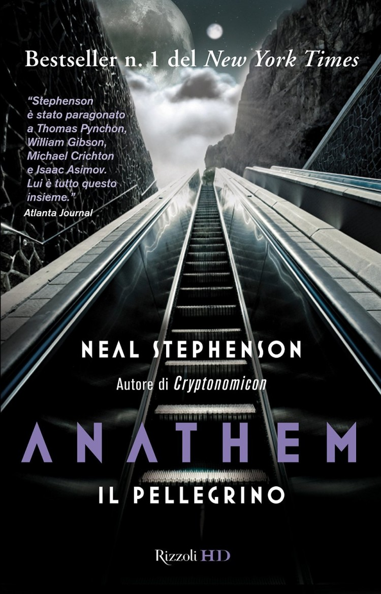 i libri di Anathem di Neal Stephenson