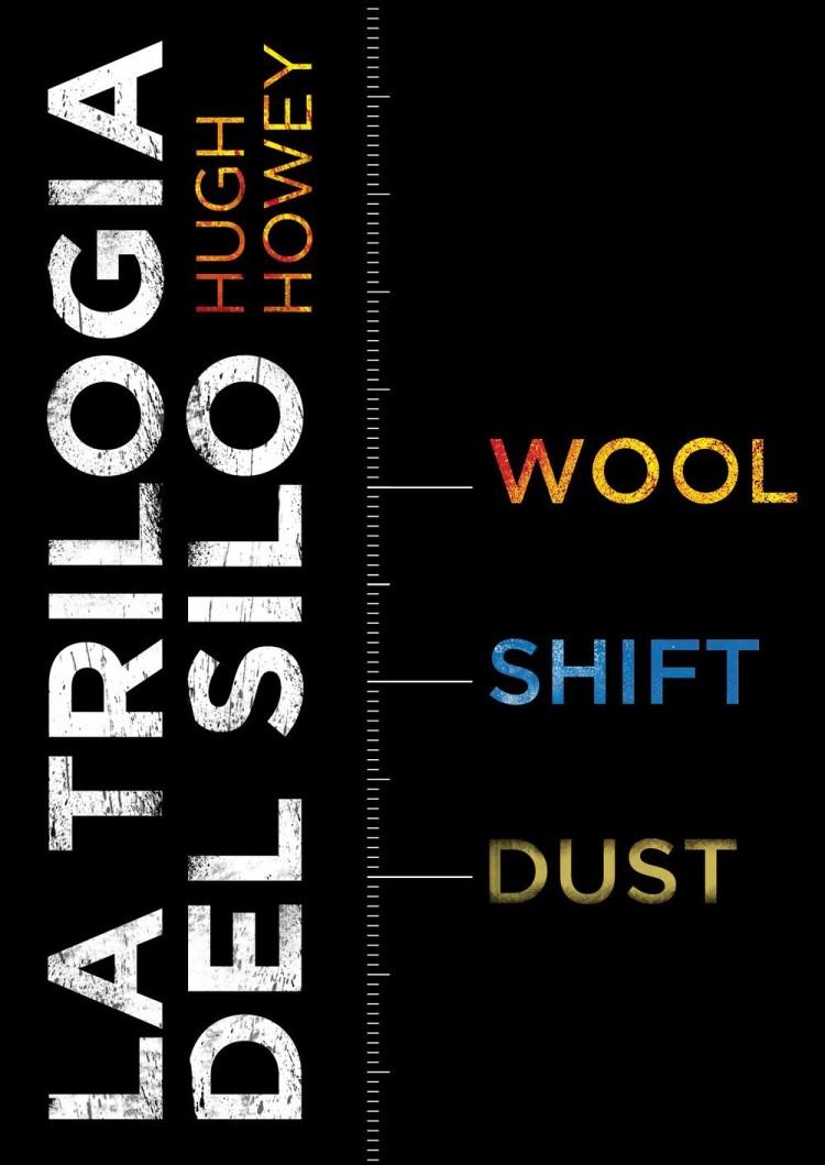 TRILOGIA DEL SILO di Hugh Howey