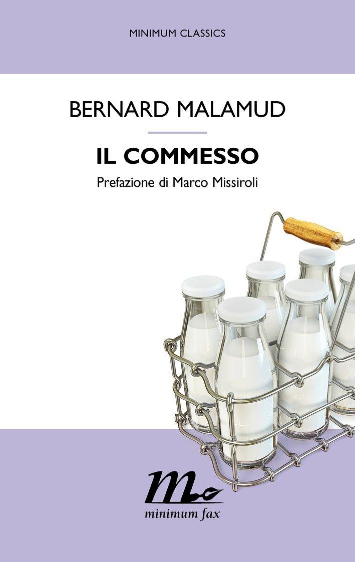 libro il commesso di Bernard Malamud romanzo