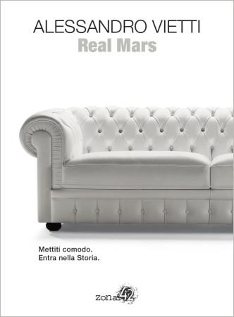 Romanzo Real Mars di Alessandro Vietti