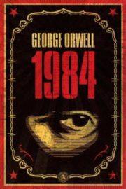 Raccolta di romanzi distopici 1984 di George Orwell