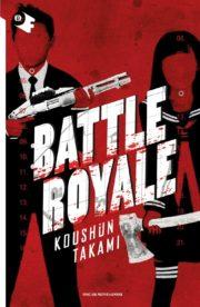 Raccolta di romanzi distopici Battle Royale romanzo distopico di di Koushun Takami