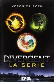 Percorso di lettura il genere distopico rassegna di romanzi distopie young adult e per ragazzi Divergent di Veronica Roth