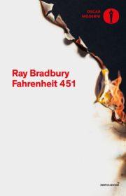 Raccolta di romanzi distopici Fahrenheit 451 di Ray Bradbury