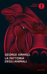 Raccolta di romanzi distopici La fattoria degli animali di George Orwell