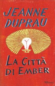Percorso di lettura il genere distopico rassegna di romanzi distopie young adult e per ragazzi La città di Ember di Jeanne DuPrau