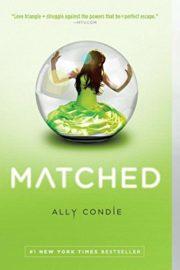 Percorso di lettura il genere distopico rassegna di romanzi distopie young adult e per ragazzi Matched di Allyson Braithwaite Condie