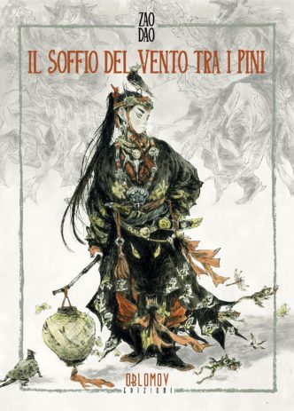 Il soffio del vento tra i pini di Zao Dao Graphic Novel