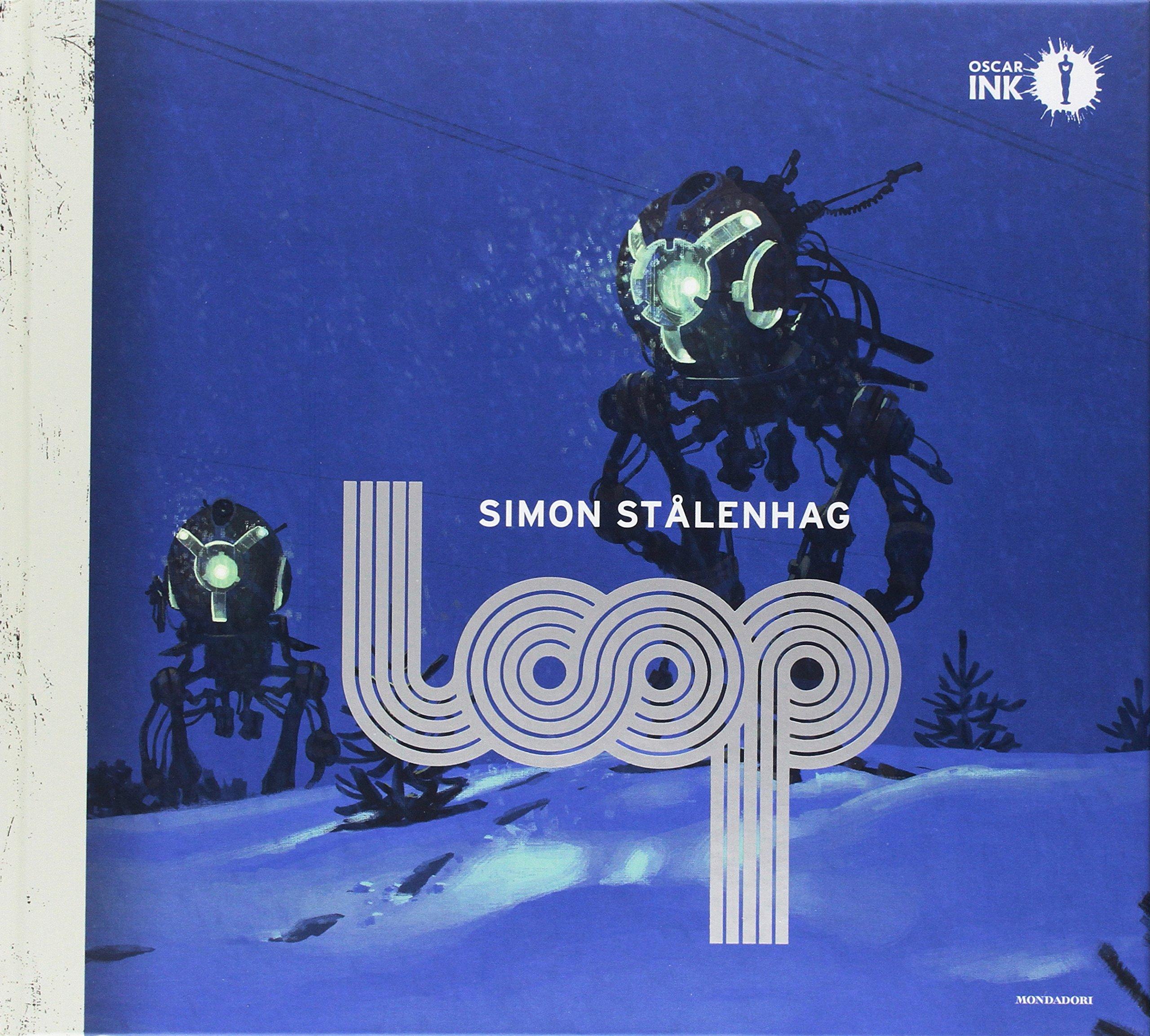 copertina Loop di Simon Stålenhag