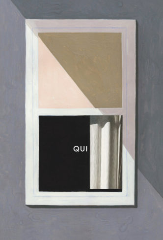 Qui di Richard McGuire graphic novel