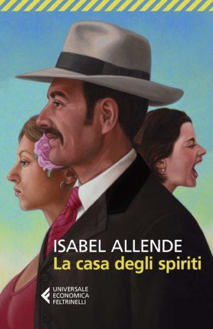 Romanzo storico famiglia cilena La casa degli Spiriti di Isabel Allende