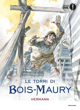 Le torri di Bois-Maury di Hermann Huppen