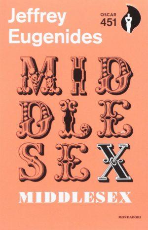 Romanzo saga familiare Middlesex di Jeffrey Eugenides