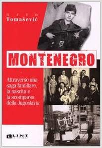 Montenegro. Attraverso una saga familiare, la nascita e la scomparsa della Jugoslavia di Bato Tomasevic